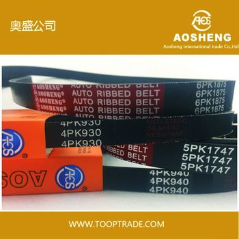 auto fan belt 3PK 4PK 5PK 6PK 7PK 8PK 11PK 12PK 13PK 14PK 15PK 16PK 17PK 18PK automotive belt fan belt