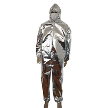 Safety working flame retardant coverall