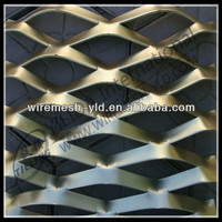 high quality hexagonal pattern expanded metal decoration mesh