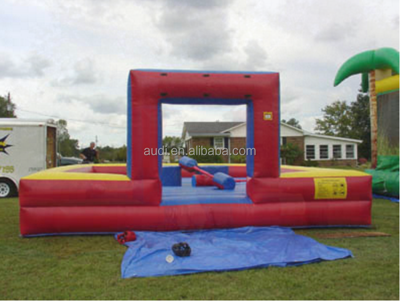 TOP RATED Inflatable Gladiator Joust interactive games