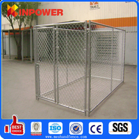 10'*10'*6' Chain Link Dog Cages / Dog Kennels