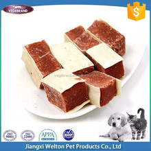 Plastic Bag Packing Discount Pet Food/Sandwich Dog Treat
