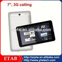 7inch MTK6572 smart pad android 4.1 tablet pc