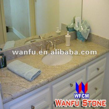 prefab double sink vanity top,granie countertop vanity unit
