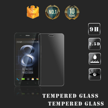 0.33mm 2.5d 9h anti-scratch tempered glass screen protector for Lava Iris X8