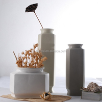 Wholesale 2016 high quality ceramic vase set for home decoration