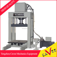 Small Longmen hydraulic press
