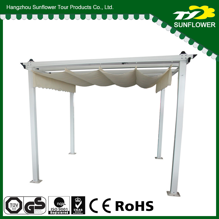 Manuafacturer Unique Elegant Design outdoor gazebo garden tent