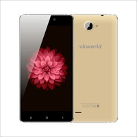 Hot China 5 inch cheap 3G android 5.1 smartphone VK700X MTK6580A Quad Core 1.5Ghz metal frame Curved screen