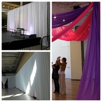 wedding pipe and drape kits for sale guangzhou wedding tent