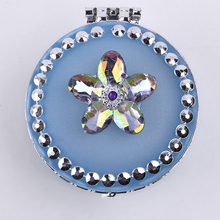 Yunde wholesale ring trinket box crystal jewelry box free sample supply