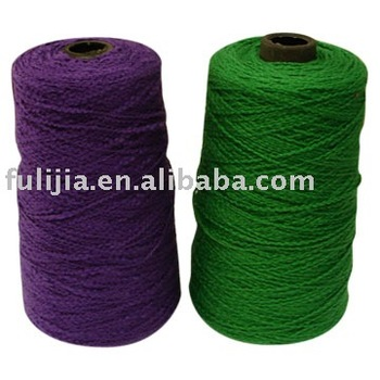 2/30Ne 55%acrylic/45%cotton yarn