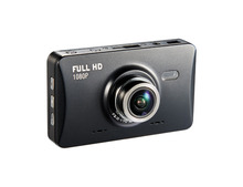 Full hd 1080p mini car dvr GT500 with touch screen 3'' LCD+G-Sensor+24 Hours parking monitor car camera