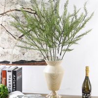 Floral accessories plastic rosemary artificial flowers making for home decoration