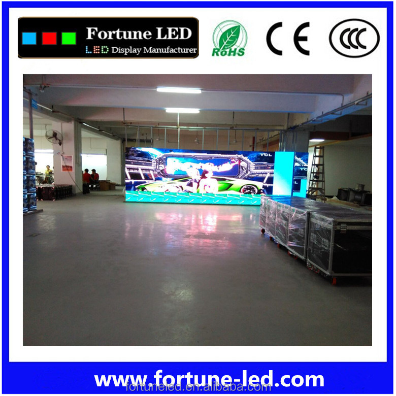 Magnetic No Noise led screen 2016 New P4 Indoor Led Display Board Video in China