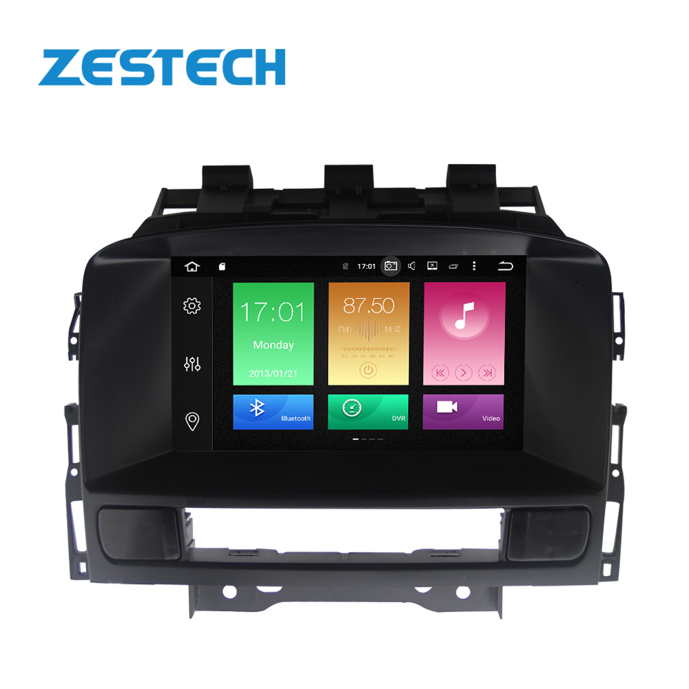 car radio multimedia for Opel astra <strong>j</strong> 2010-2013 with Octa-core android 9.0 system