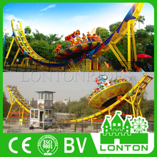 Hot Sale!! Funfair rides flying saucer flying UFO rides for sale