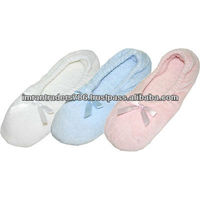 Women's Woven Terry Slippers