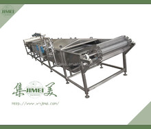 Automatic Temperature Control fruit and vegetables industrial blancher