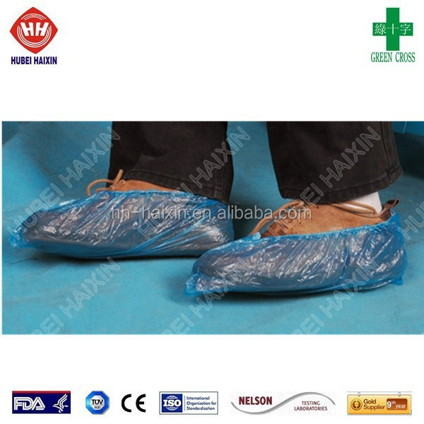 Medical Materials & Accessories Properties and Dressings and Care For Materials Type Cleanroom Supplies Disposable Over Shoe