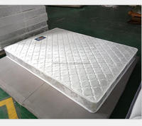 2017 Cheap Hotel Single Size Lastic Spring Mattress MS-11