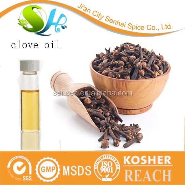 100% pure natural clove essential oil for insecticide