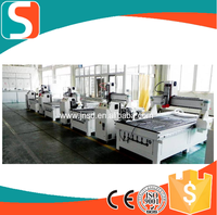 Newest style High Speed high accuracy Wood CNC Router for Relief Carving/China Wood CNC Router/CNC Wood Engraving Machine