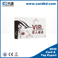 china top quality products in china active rfid holographic business card making