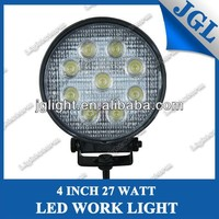 HOT SALE 5JG-W090 round led light bar tractors rotating led worklight warning light