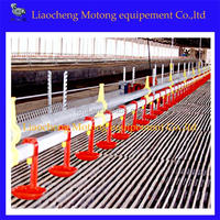 automatic poultry drinking system for chicken farms/poultry farming/chicken farming