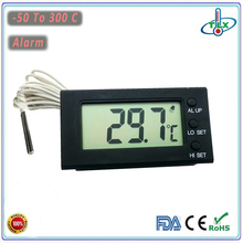 High precision Test water temperature thermometer