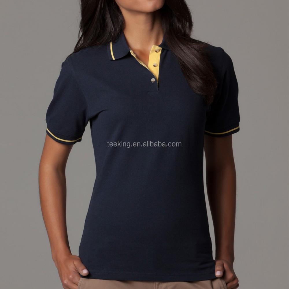 Design t shirt uniform - Women Office Uniform Pique Polo Shirt Design Buy Women Office Uniform Polo Shirt Polo Shirt Design For Women Women Pique Polo Shirt Product On Alibaba Com