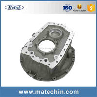 OEM Customized High Quality Precise ADC12 Shell Aluminum Die Casting