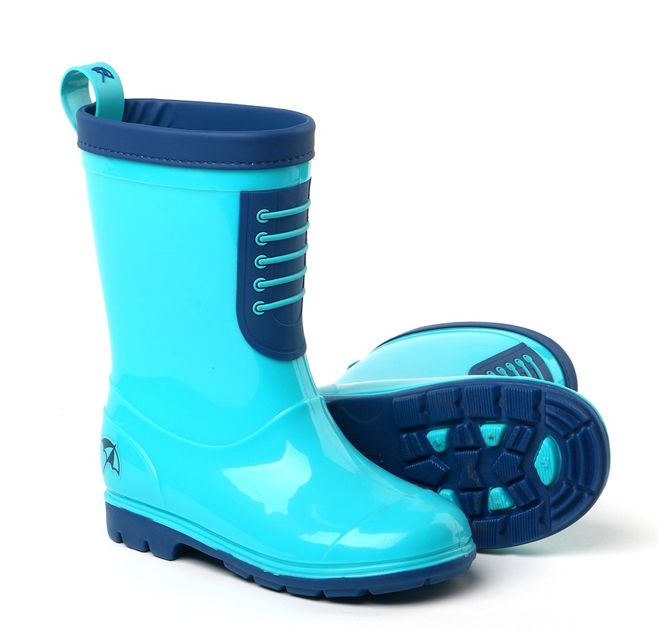 High Quality Children Rain Boots Waterproof Fashion Hot Sale Kids Winter Boots