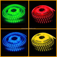2015 new 3528 RGB LED Flexible Strip Light 300 Lamp beads 5M/roll Non-waterproof light xmas Wedding Party decoration