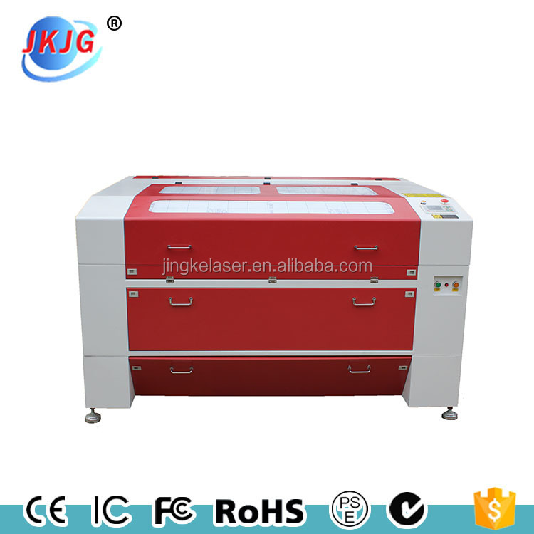 1390 6090 CO2 desktop laser cutter and engraver price nonmetal laser cutting machine for rubber/acrylic/glass/wood/MDF
