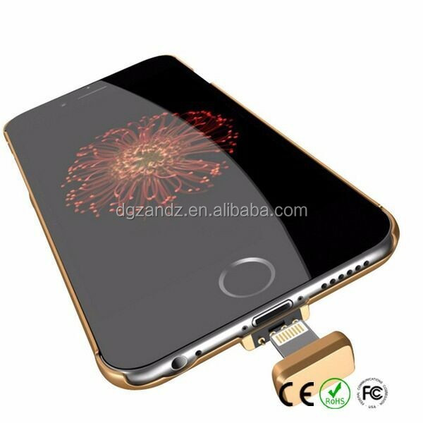 Super Slim Portable External cell phone Power Bank back Case For iPhone 6