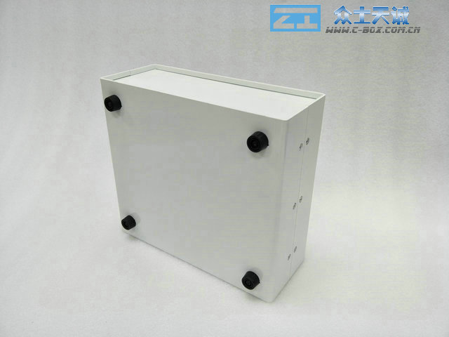 AL-10/ 80*215*190mm External dimension metal Controller Housing enclosure All-aluminum sheet metal chassis instrument case