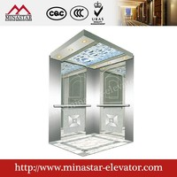China passenger lift passenger elevator dimensions