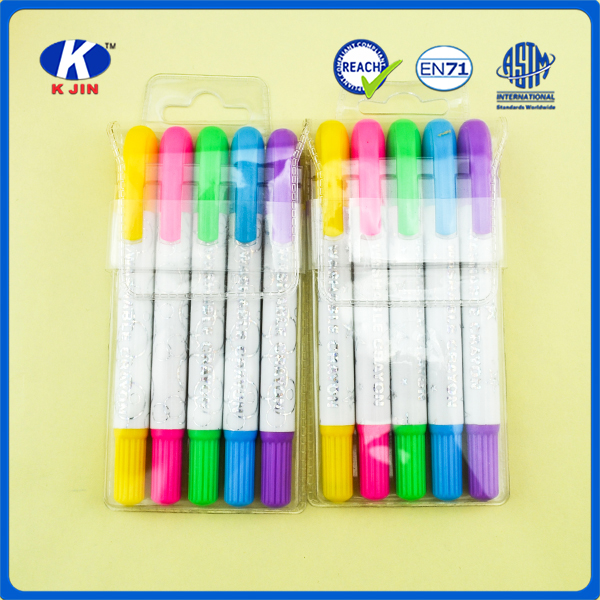 2015 Hot sale creative wash watercolor crayons for children