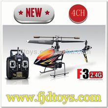 Syma F3 petrol toy helicopter