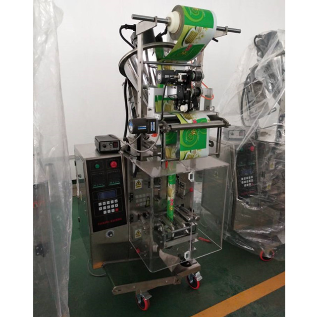 Automatic Small Sachet Vertical Packing <strong>Machine</strong> For Powder/Liquid/Grain/tube