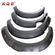 china 4x4 accessories abs wheel arch fender flare for nissan navara np300