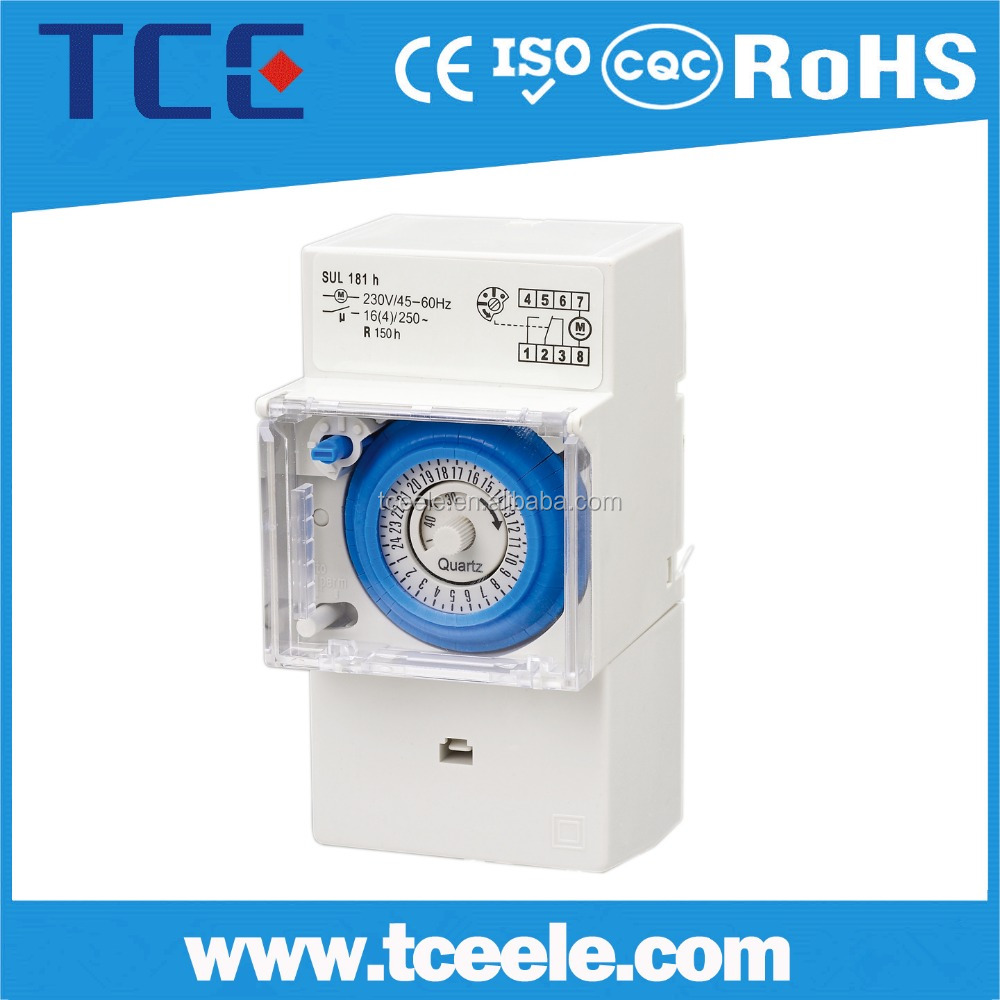 AC 240V alarm timer switch countdown relay, timer relay