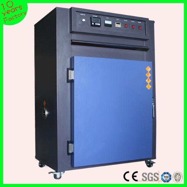 Industrial electric oven with 200 degree