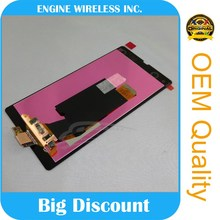 mobile phone lcd screen lcd screen ward for sony xperia l s36h c2105 c2104 c210x