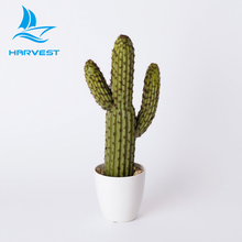 Realistic Decorative Potted Plastic Large Artificial Cactus