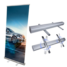 Customized Indoor Single Side Roll Up Stand