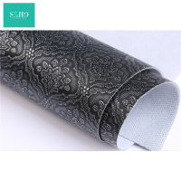 Embossed Pvc Leather For Decoration