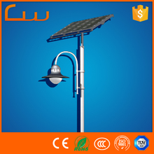 High quality garden lamp 30W 4M outdoor solar LED light